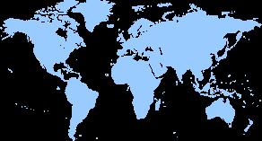 Mapa del mon
