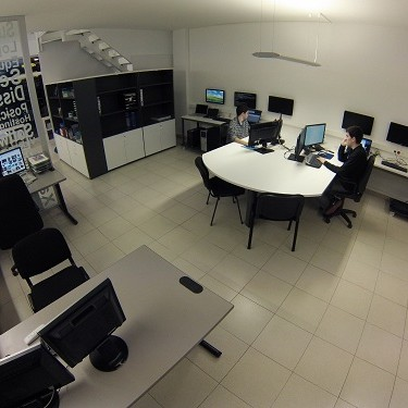 oficina HST